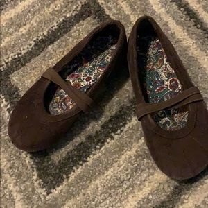 Faded glory girls shoes